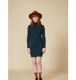 Cokluch Aquarius Turtleneck Tunic Teal