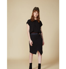 Cokluch Moonrise Kingdom Dress Black