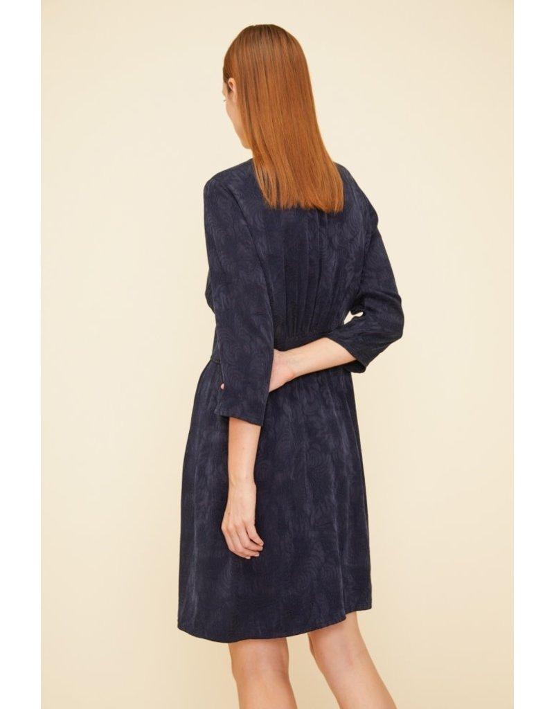 Louizon William Mini Dress Navy