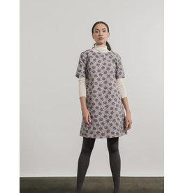 Jennifer Glasgow Nefertiti Dress Sand Print
