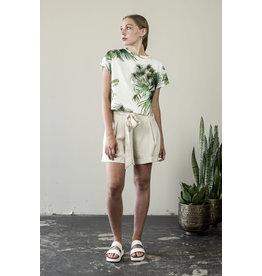 Bodybag Tofino Shortsleeve Top Tropical Leaves