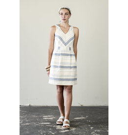 Bodybag Tulum Fit Flare Dress Jacquard