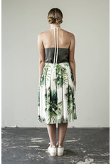 Bodybag Waikiki Midi Skirt Tropical Leaves