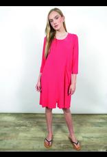 Shannon Passero Johanna Half Sleeve Dress Coral
