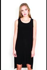 Shannon Passero Mason Hilow Tank Dress Black
