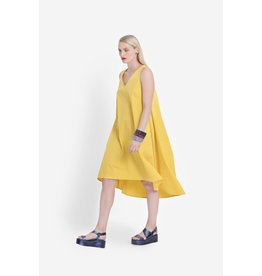 Elk Nyland Aline Dress Yellow