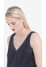 Elk Torsby Necklace Pendant Grey/White