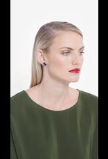 Elk Torsby Earring Stud Navy/Apricot