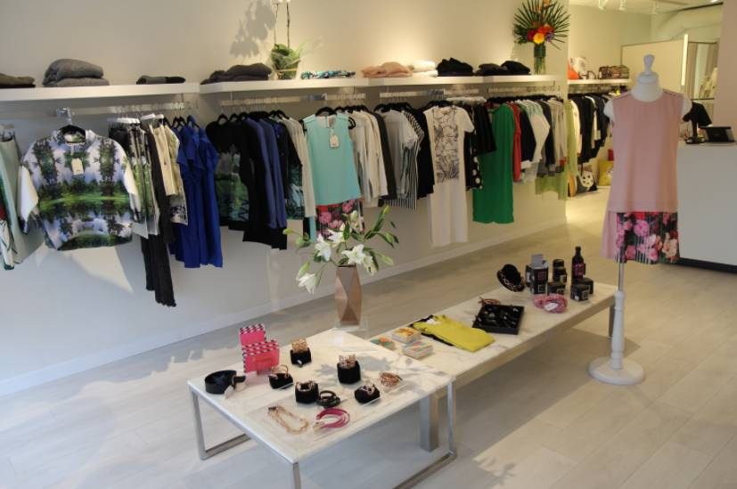 Middle Sister Opens Her Own Boutique