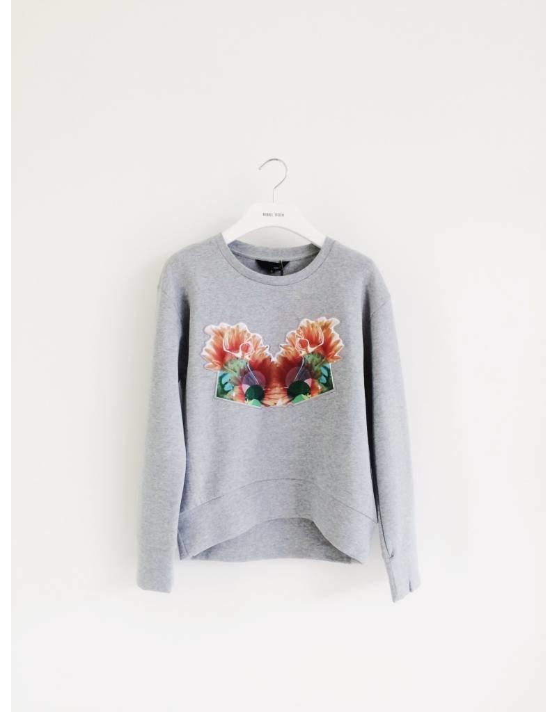 Ti:Baeg Wing Patch Sweatshirt
