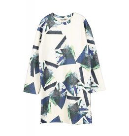 Ti:Baeg Graphic Shift Dress