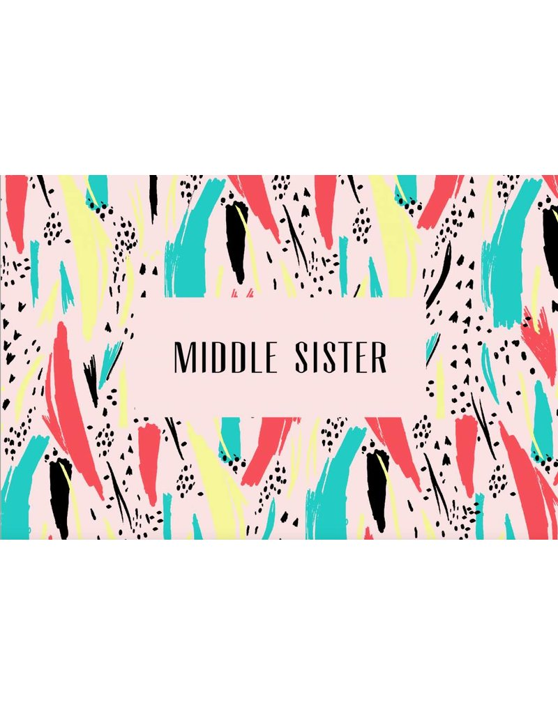 Middle Sister Gift Card
