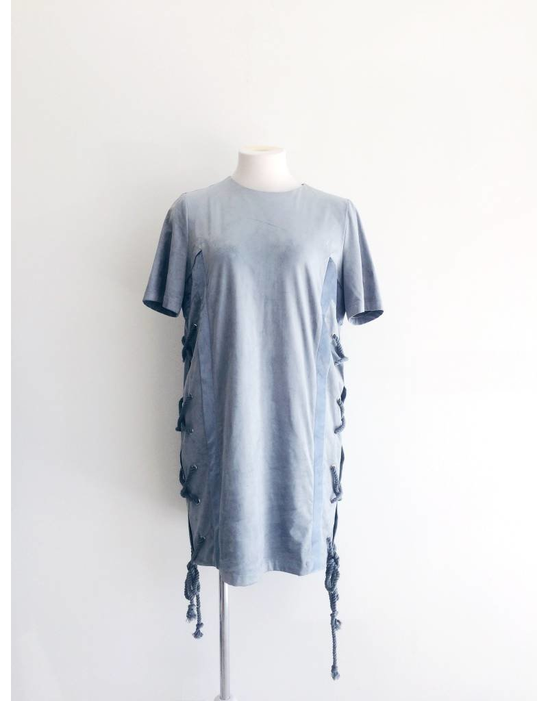 LIE Shift Dress with Ties