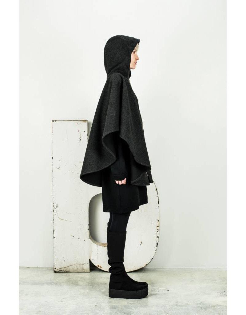 Bodybag Arsenal Black Cape