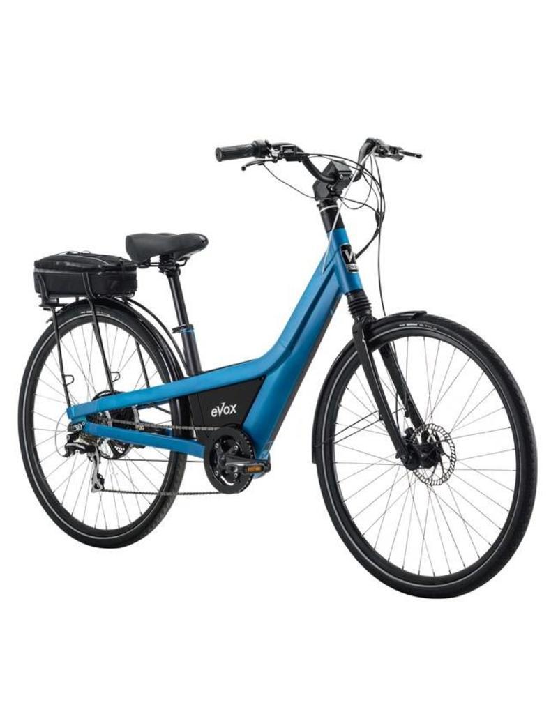 Vélo Électrique Evox City 780 bleu 2018