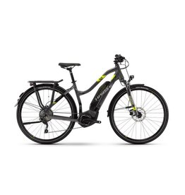 Haibike Vélo électrique Haibike Trek lost stepthrough gris xsmall 2018 Demo