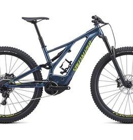 Specialized Vélo Specialized Turbo Levo FSR Comp 29 2019 Bleu/vert