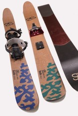 Skis Hok Altai + Fixations universelles