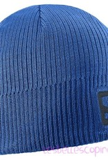 Salomon Tuque Salomon Logo Beanie bleu