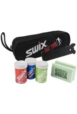 Swix Ensemble de fartage Swix Tour V20, V40, V60, T10, T87 in zippered bag