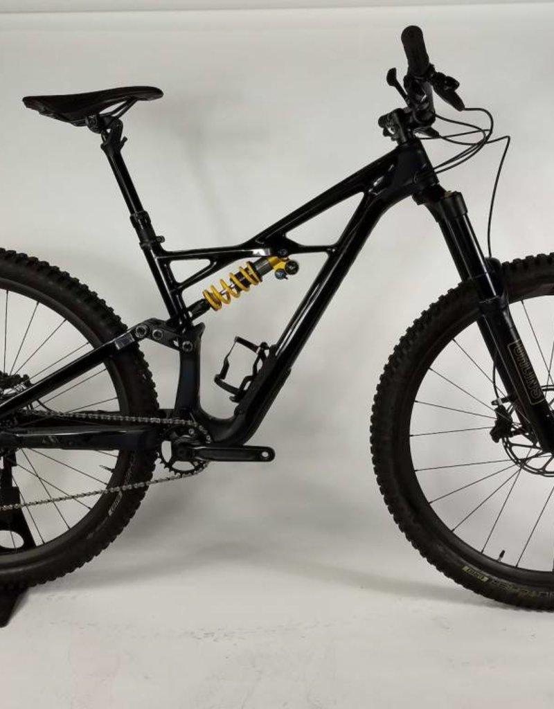 Specialized Vélo Specialized Enduro FSR Coil Ohlins Carbon 29/6Fattie Medium 2018 Demo