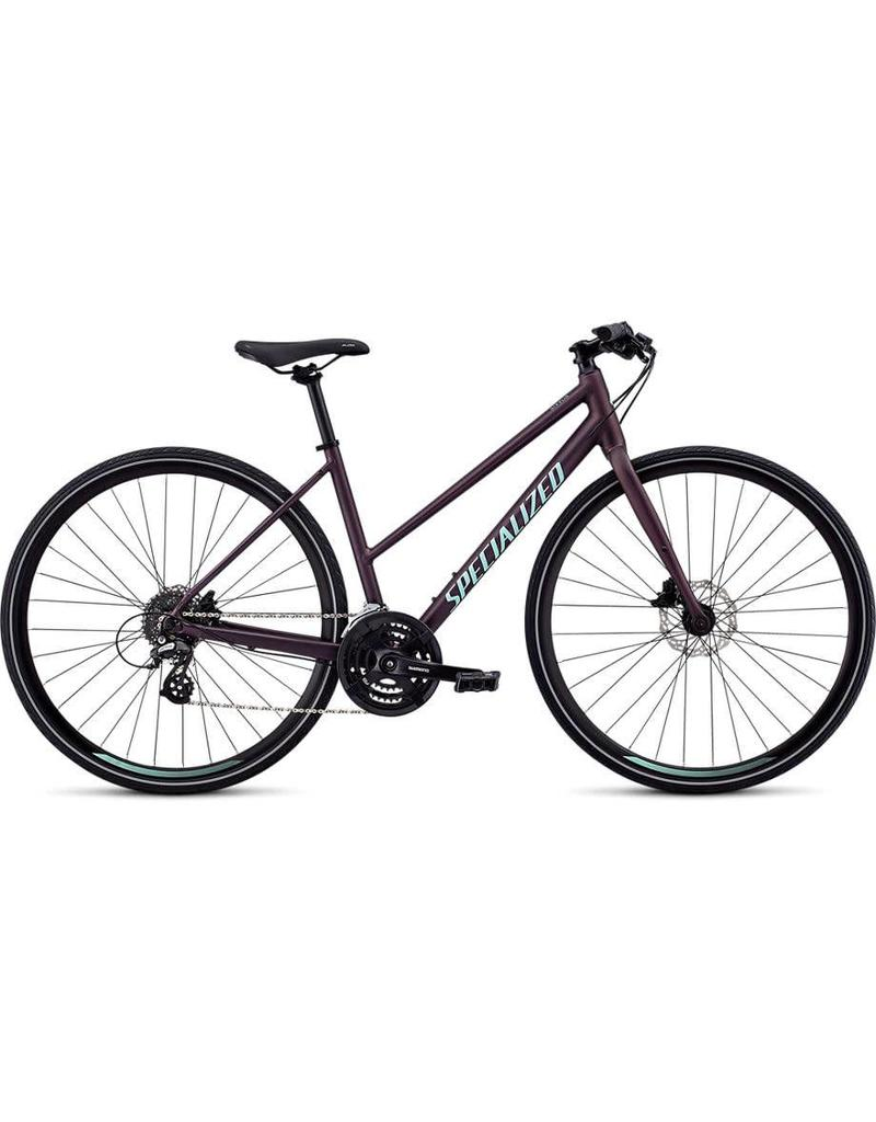 Specialized Vélo Hybride Sirrus Step-Through Femme 2019