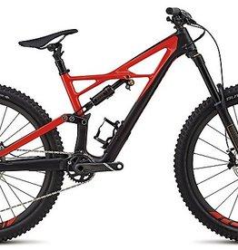 Specialized Vélo Specialized Enduro FSR Pro Carbon 27.5 Noir/Rouge 2018