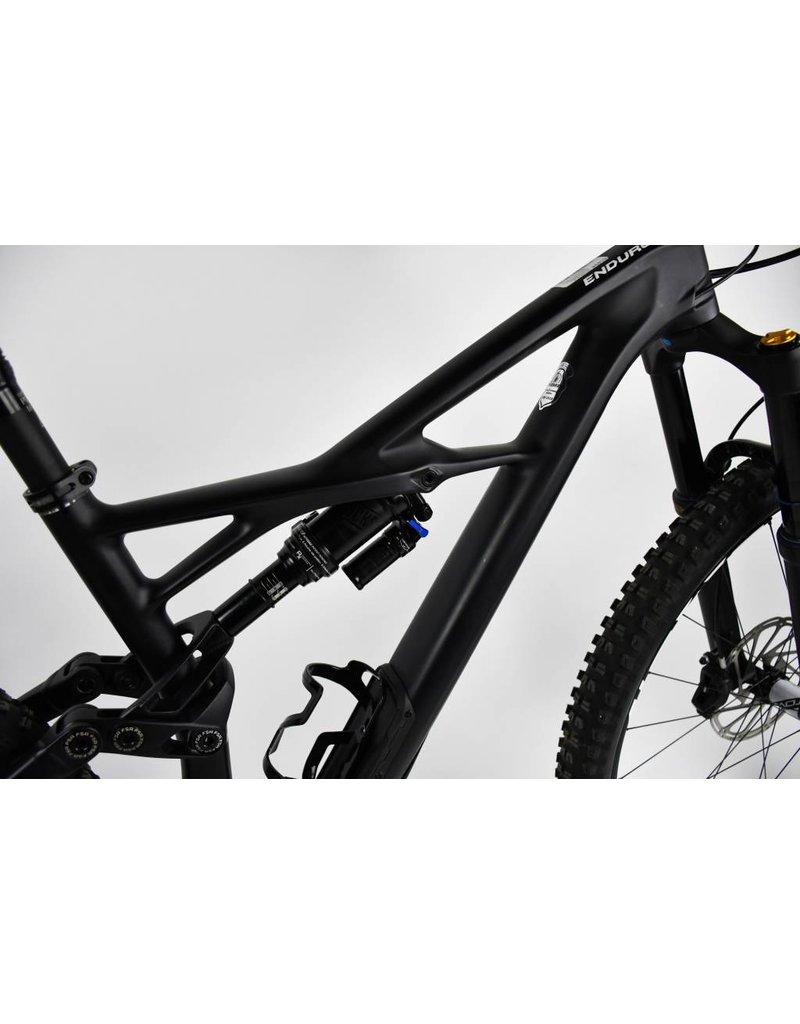 Specialized Vélo de montagne Specialized Enduro FSR Elite Carbon 29/6fattie 2018 Noir Medium Demo