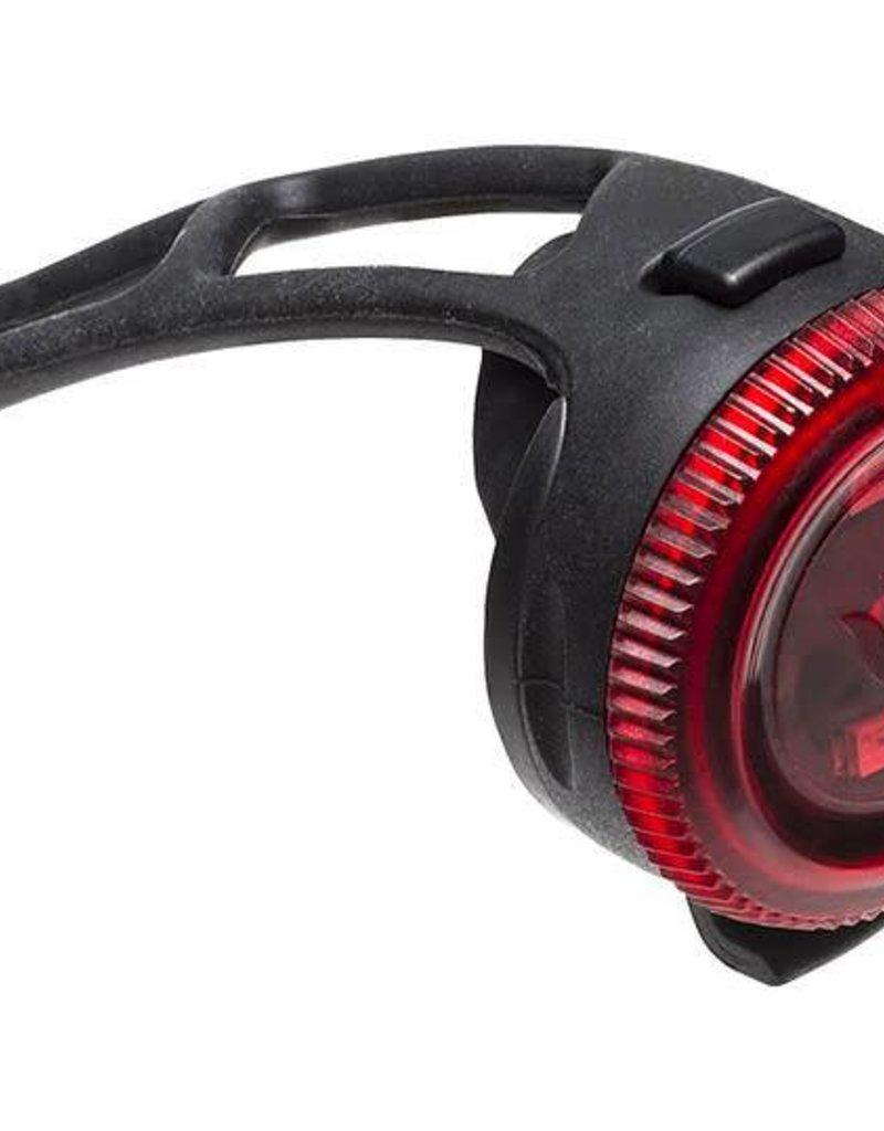 Blackburn Lumière arrière Blackburn Click 17 lumens Noir