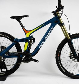 Rocky Mountain Vélo Rocky Mountain Maiden World Cup 27.5 2016 Bleu Medium Demo