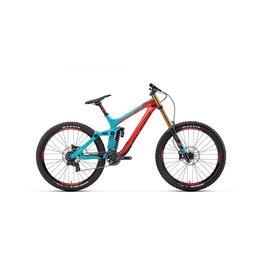 Rocky Mountain Vélo Rocky Mountain Maiden C90 2018 Rouge/Bleu