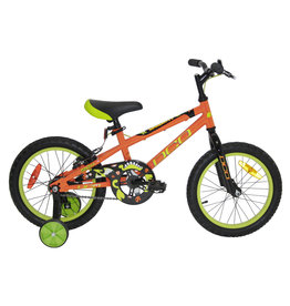 DCO Vélo DCO Galaxy 16'' JR Orange/Vert 2019