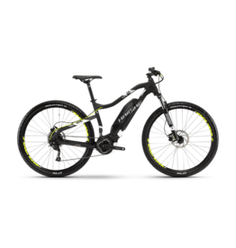 Haibike Vélo électrique Haibike SDuro HardNine 2018 Noir/Blanc