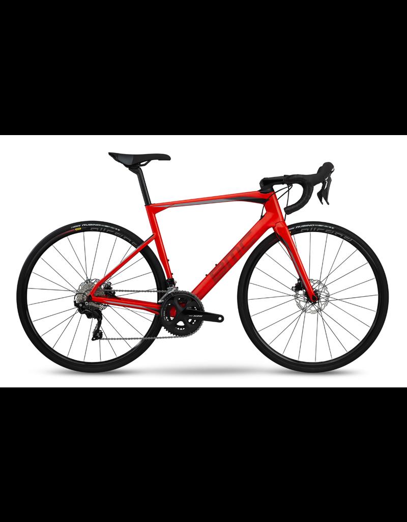 BMC Switzerland Vélo BMC Roadmachine 02 Three 2019 Rouge
