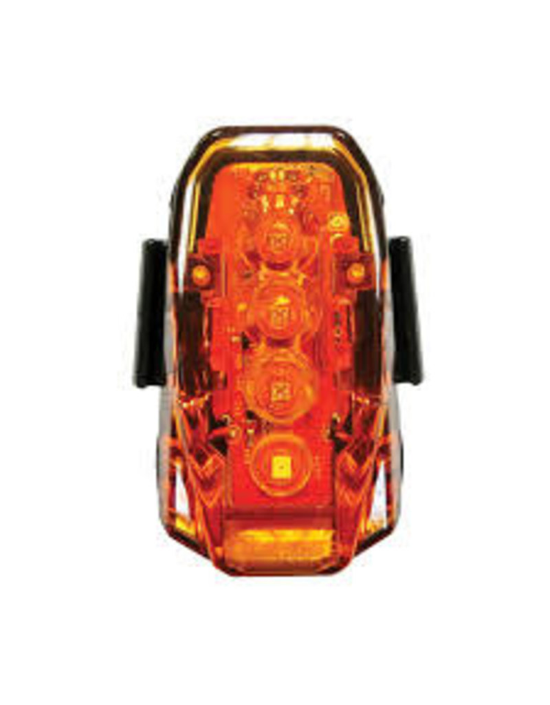 Lezyne, LED Laser Drive,Light, Rear, Black