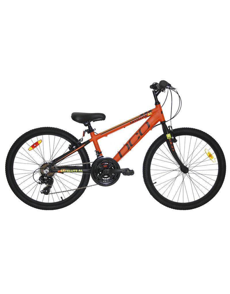 DCO Vélo DCO Satellite Aluminium 24'' JR Orange 2019