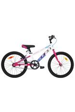 DCO Vélo DCO Galaxy 20'' JR Fille 2019 Blanc/Rose