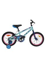 DCO Vélo DCO Galaxy 16'' JR Fille 2019 Turquoise