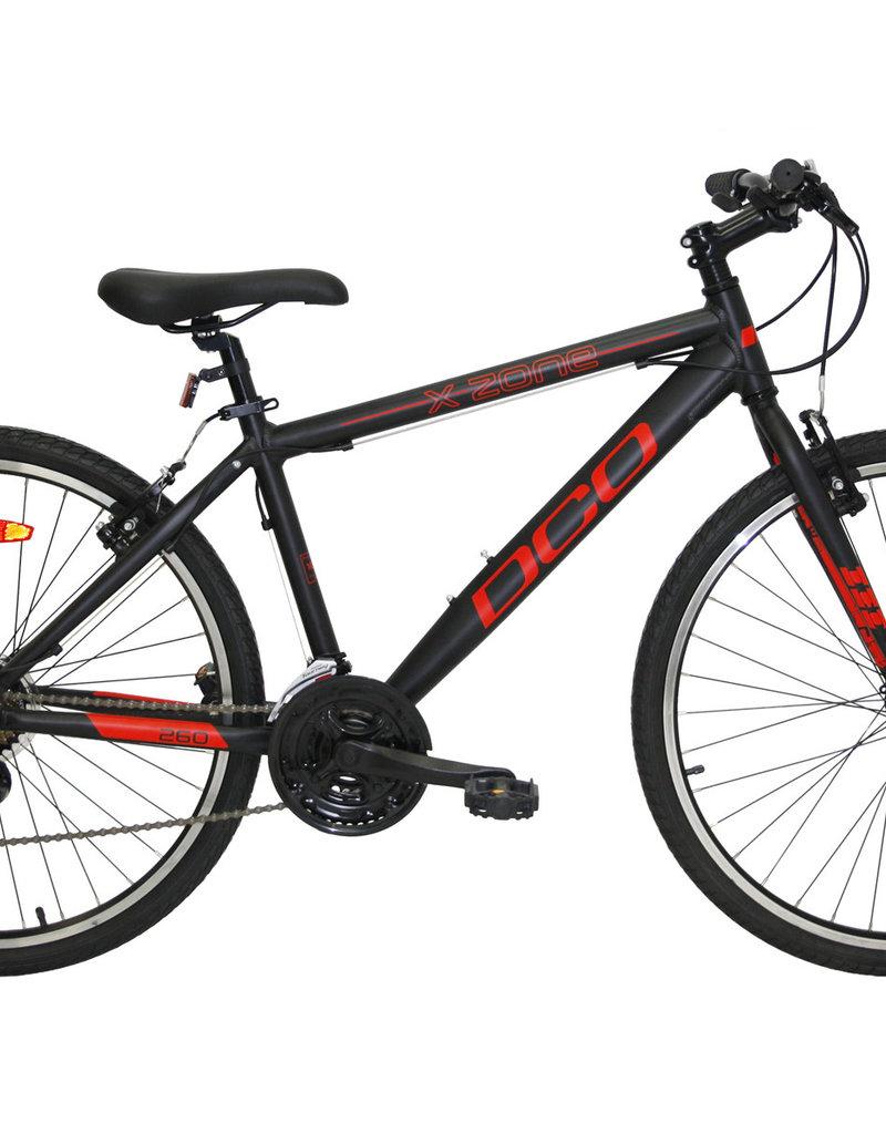 DCO Vélo DCO XZone 260 2019 Noir