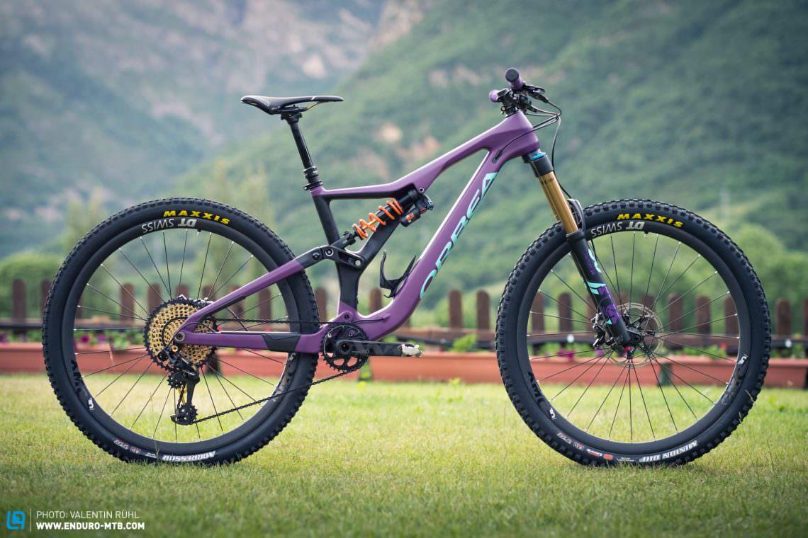 Vélo de montagne All-mountain