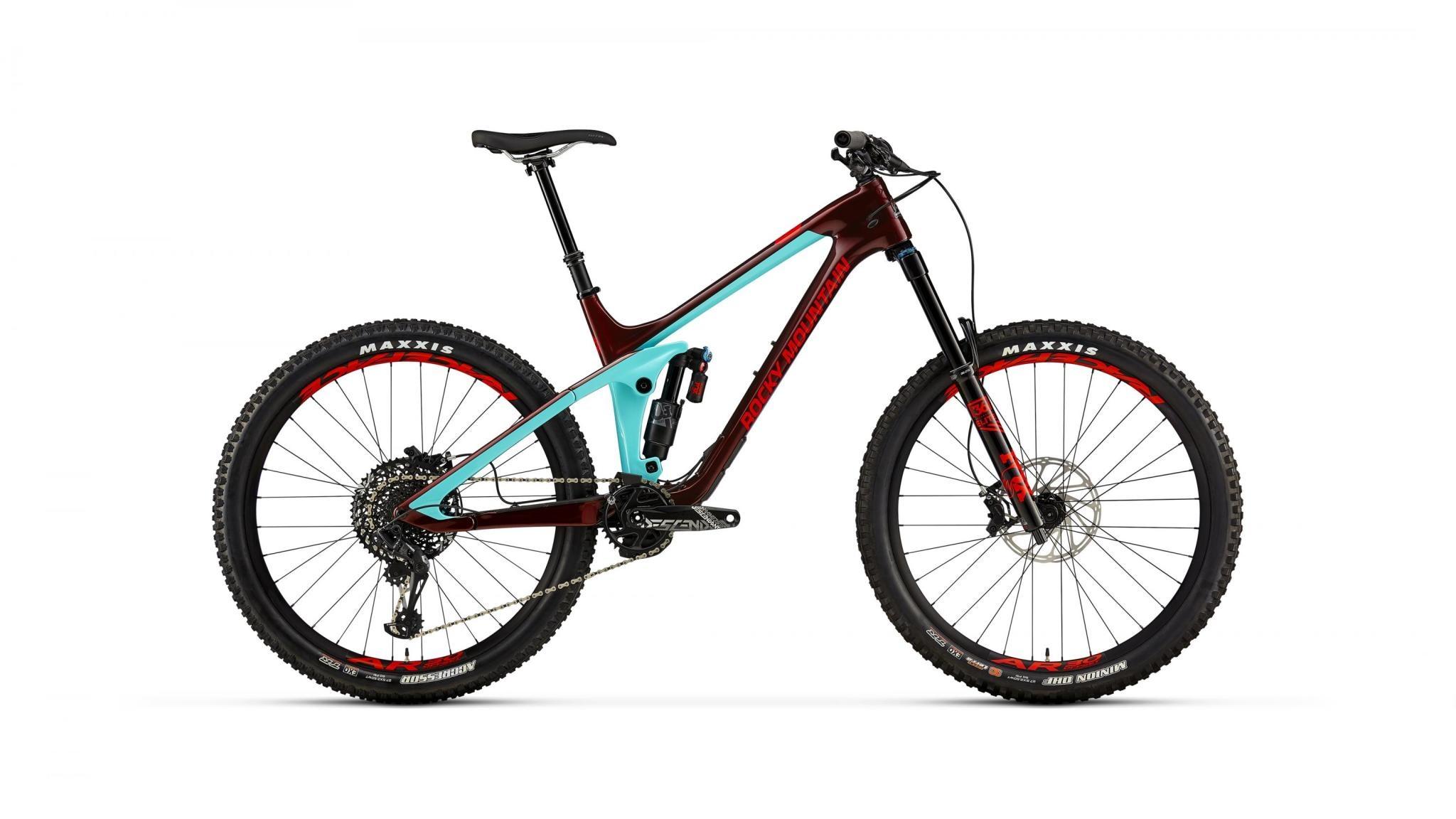 Rocky Mountain Slayer C70 Bike 2019