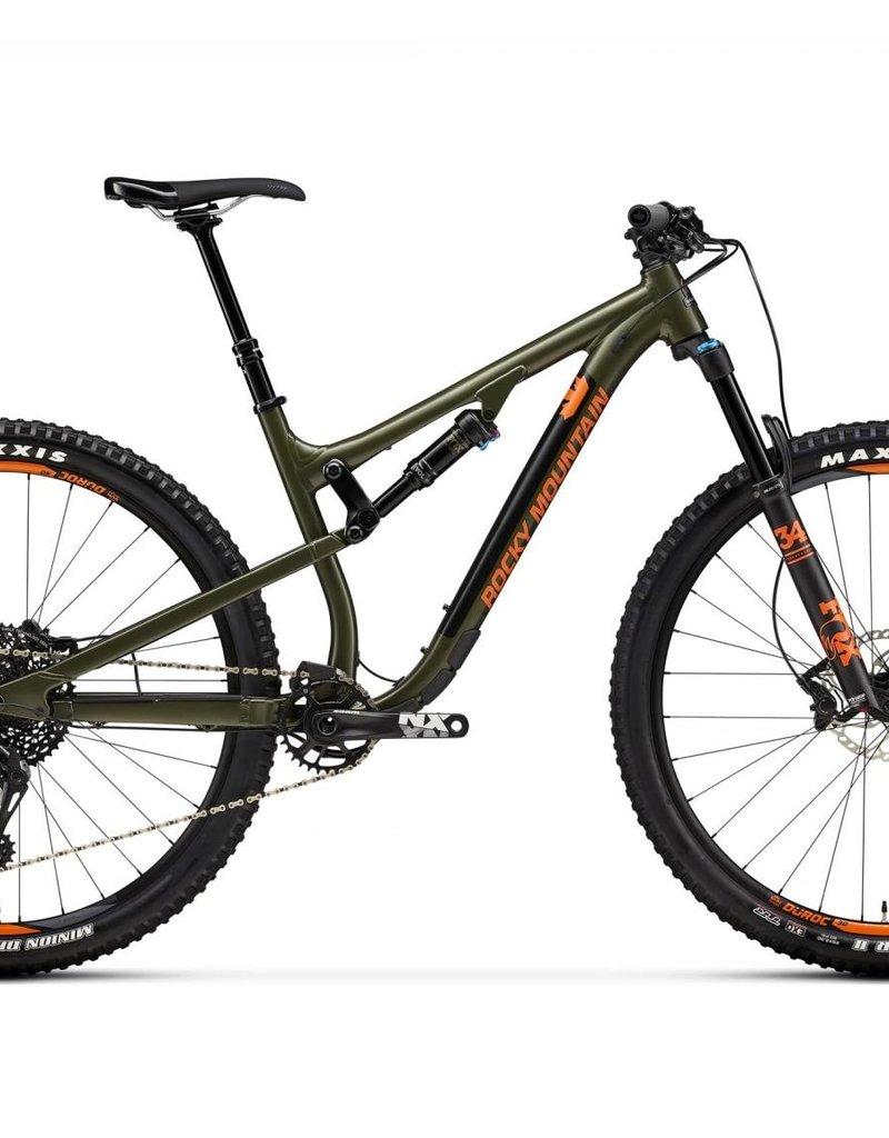 Rocky Mountain Vélo Rocky Mountain Instinct A50 2019