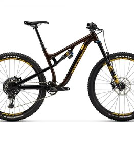 Rocky Mountain Vélo Rocky Mountain Instinct A50 Edition BC 2019 Marron/Noir