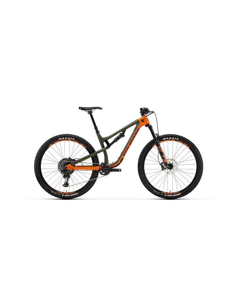 Rocky Mountain Vélo Rocky Mountain Instinct C70  2019
