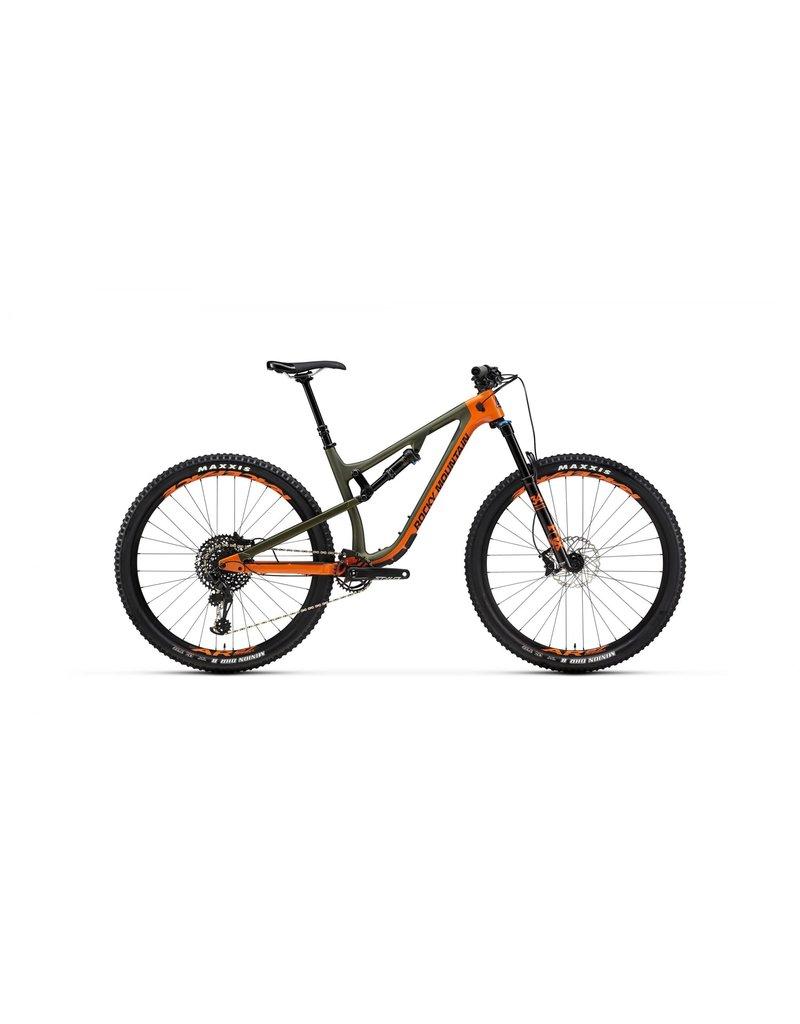 Rocky Mountain Vélo Rocky Mountain Instinct C50 2019
