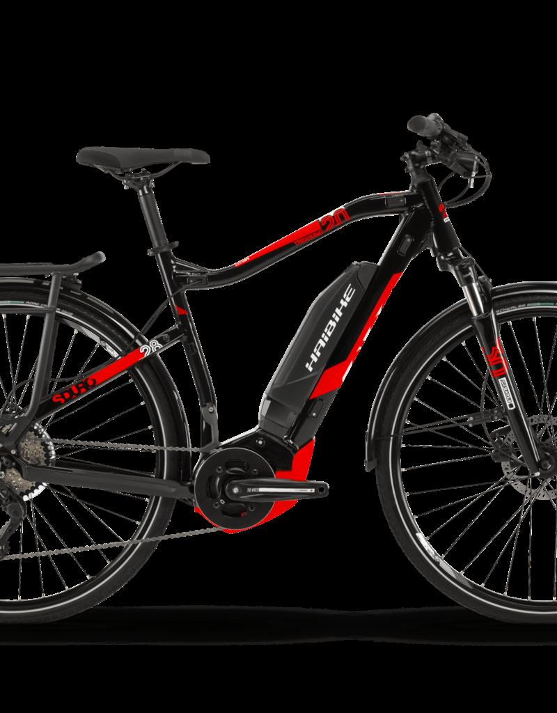Haibike Vélo électrique Haibike SDuro Trekking 2.0 High Step 2019