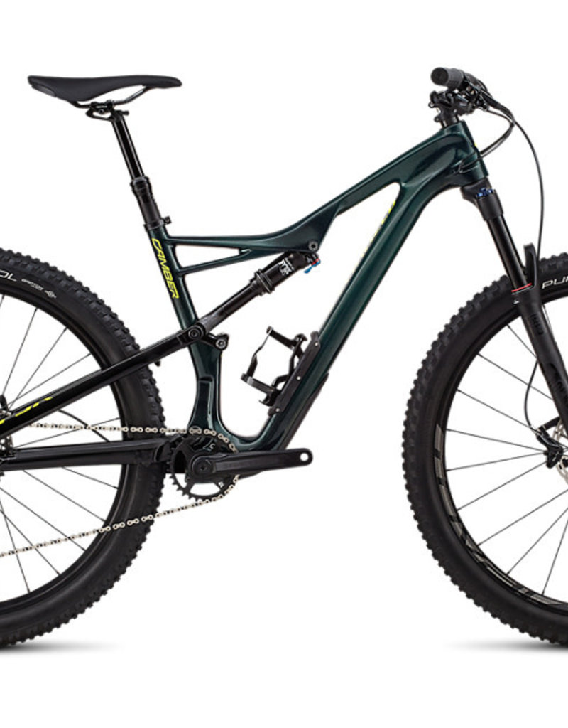 Specialized Vélo Specialized Camber FSR Comp Carbon 27.5 Medium 2018 Demo