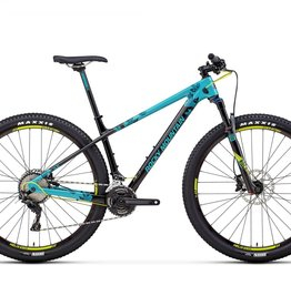 Rocky Mountain Vélo Rocky Mountain Vertex Carbon 50 2018 Bleu/Noir Medium