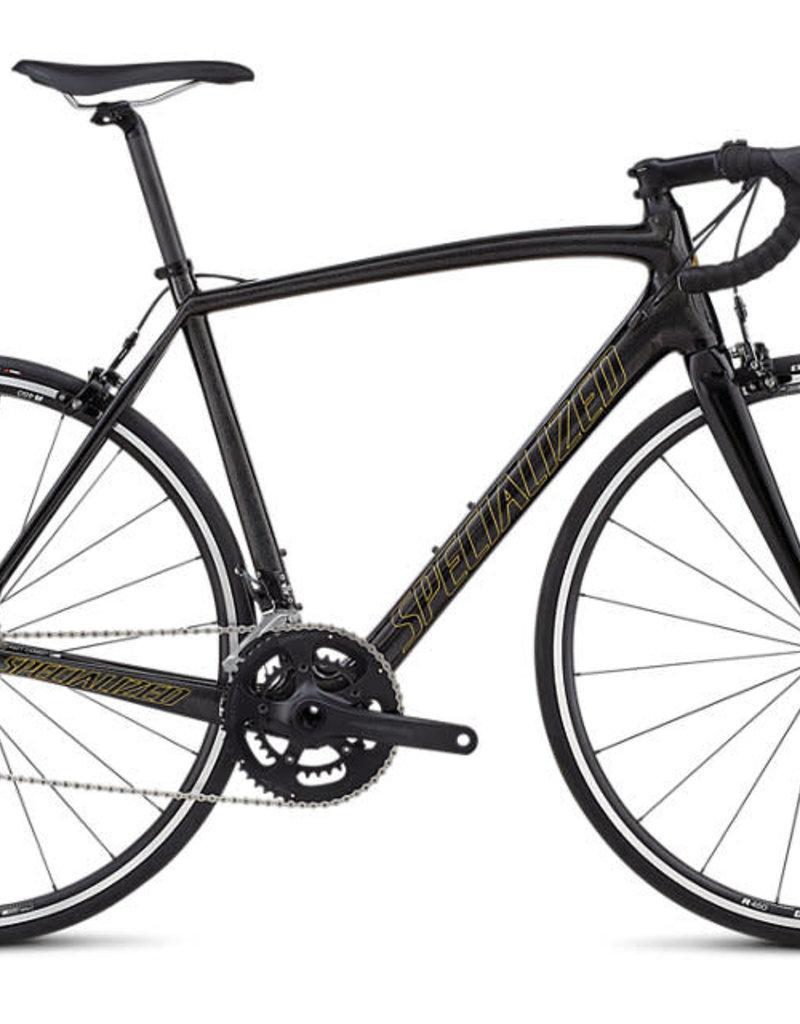 Specialized Vélo Specialized Tarmac SL4 Sport Sagan 2018 Noir/Or