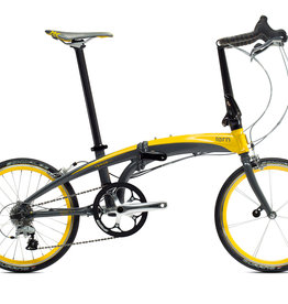 Vélo Pliant Tern Verge X30H gris